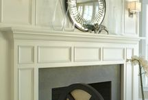 Fireplace Inspirations / by Carole Vaughn
