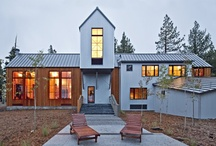 Architecture-Vernacular, Farmhouse & Craftsman  / by Simonds & Company, Kitchens by Design