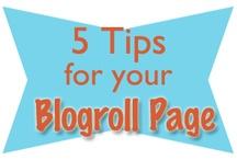Blogging / by Rebecca Sprouse @ The Copper Brick Road