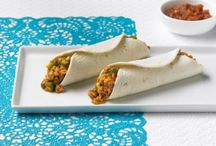 Burrito Recipes / Add flavorful ground turkey, your favorite ingredients, and roll it up! Find inspiration for burritos here.  / by Jennie-O®