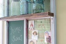 Decorating ideas / by Ellen Winsett