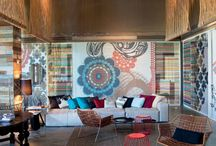 interiors :: lounge / by Emily Andersson