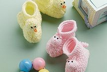 Crochet Patterns -- Baby and Child / by Donna Marsh