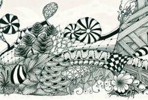 Zentangles / by Heather Laskowski