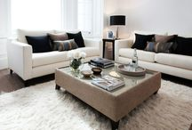 home | living room / by Tracy Marsh