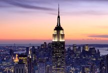 Nyc ~ the heartbeat of the world / by 💕Faith💕