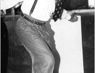 My Grandfather, My Hero, My Dance / he was jazz, i was classical / by Kai Livramento