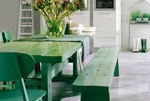 Green room / by Studio Woongeluk