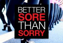 EVERYTHING  PURE BARRE / by Lisa Tapia
