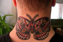tattoos / by Seth Hauck