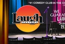 Laugh Factory Las Vegas / by The NEW Tropicana Las Vegas