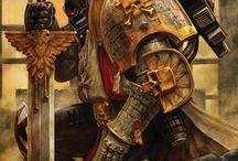 Warhammer Illustrations / by UPage