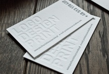 Business cards / Identity / by A C