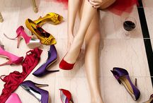 Shoe Crazy / by Wench