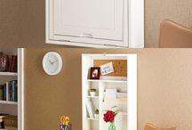 Storage and closet / by Wanda Hollis Photography