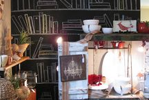 Lots of CHALKBOARDS... / by Laurel Putman @Chipping with Charm
