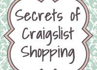 Shoppping / by Cynthia Brandon Foote