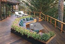 Deck ideas / by MagicByLeah