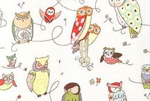 I love owlies! / The name says it all. I adore all things owl. My obsession is out of control. / by Teresa K