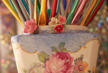 Crochet / by Pamela Bogue
