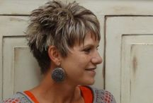 Hairstyles / by Kathy Crosby