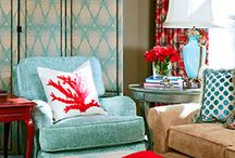 Interiors / by Chrissie's Collection