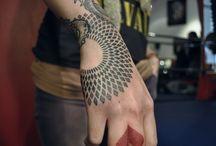Tattoos / by Crystal Nicholls
