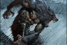 Monsters - Werewolves / Even a man who is pure of heart... / by Thomas Spaulding