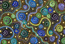australian aboriginal art / by Joseph Oppecker