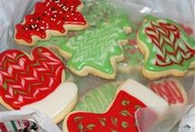 Sugar Cookie Inspiration / by Candace McKenzie