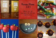 room parent ideas / by Shelly Adorjan