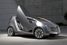 Concept Cars / So many awesome cars, most of which will never be made / by Edmunds.com
