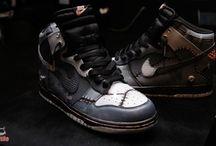 Custom Sneakers / by Sneaker News