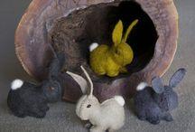 stuffed animals and toys / by Hazel TheBunny