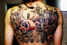 Tattoo Designs / by Jacqueline Pollock