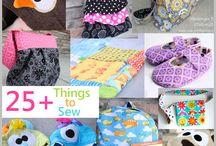 sewing / by Brandi Busbee