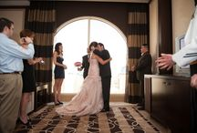 vegas wedding | hotel suite ceremonies + receptions / In-suite hotel ceremony and receptions in Las Vegas are an economical and personal way to have the wedding you want. Plus, you know: sweet suites have you feelin' like a rock star.  / by Little Vegas Wedding