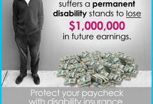 Disability Income Insurance at @AshBrokerage / Disability protection is critical to a solid financial foundation. Unfortunately, most clients don't realize how important protection is until it's too late - after they become too sick or hurt to work. The chances of suffering a disability are higher than they think and the effects can be devastating to individuals and employees. / by Ash Brokerage