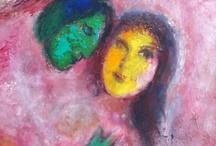 Painterly Inspiration / by Lisa Gedert