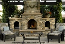 Outdoor Living Spaces / by Danielle Smith ExtraordinaryMommy.com
