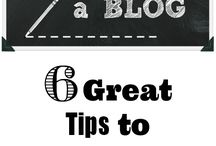 blogging and other blogs  / by Amanda Giesey
