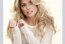 Holly Willoughby 'For the Home'  / Holly Willoughby's debut 'For the Home' collection launches with BHS and sees the TV presenter and mum of two move into the world of design. Inspired by rustic French interiors the collection features a soft muted colour palette.  / by BHS UK