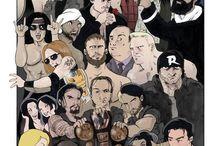WWE Rawwwwwwww...... / by shari shults