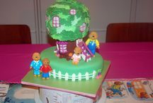 berenstain bear party / by Stefanie @ The Petite Soiree