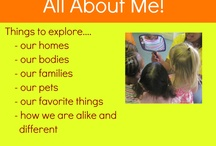 All About Me, My Body - Homeschool / by Christy Johnson