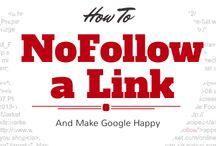 Work / Google info, blogging info, SEO tips, HTML paraphernalia.  / by Hanka Slav