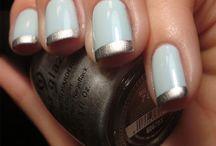 Nails, Nails, Nails / by Monica Seabold Lykins