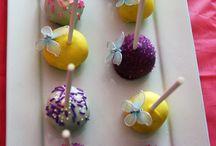 Cake Pops / by LaVada Tillie