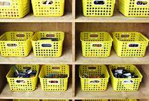 Classroom decor/organization / by Keri Speidel (Creative Genius Art)