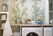 Laundry Rooms / by Beverly Ross